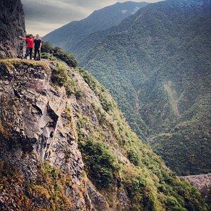 on the vertigo trail
