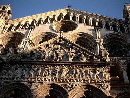 Cattedrale, particolare