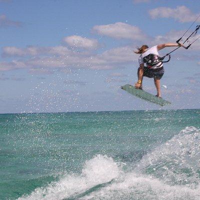Bahamas Kiteboarding with Exuma Kitesurfing
