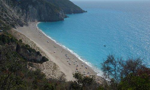 Milos Beach