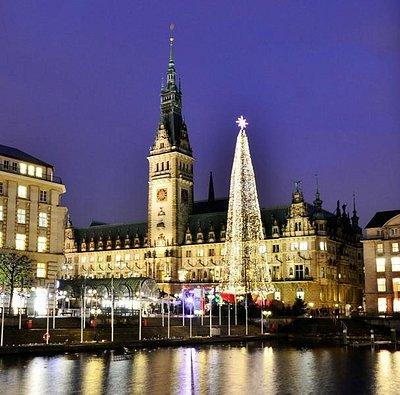 Christmas Rathaus