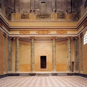 Interno Sinagoga