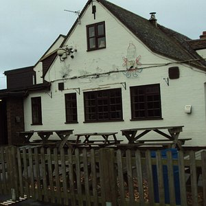 Cider House from the car park