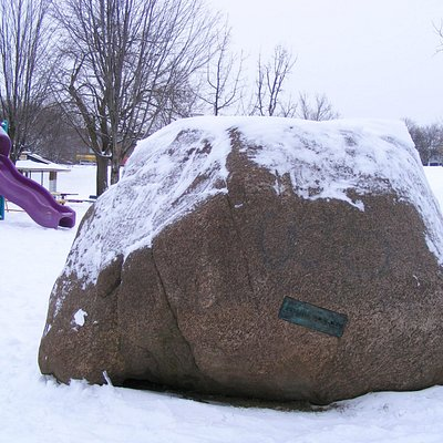 The Erratic Boulder