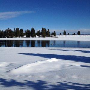 Harriman State Park XC Ski