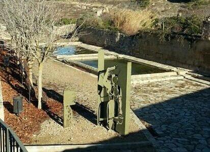 lavadero de Vilalba dels Arcs.