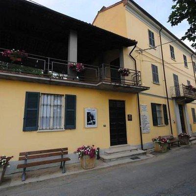Casa Coppi outside