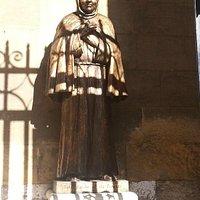 Statua di Sant'Egidio di Taranto
