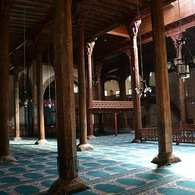Eşrefoğlu-moskee, een houten moskee