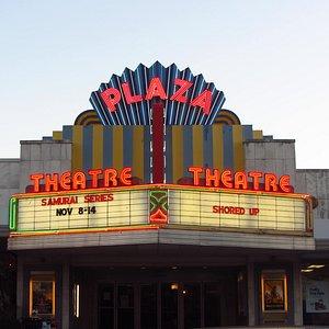 The Plaza Theatre - wish this was my local cinema