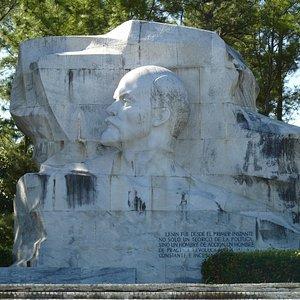The Lenin Monument