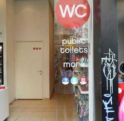 Public toilets and more