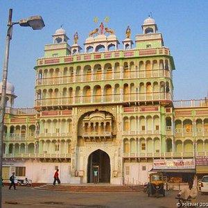 Main Entrance Coloured