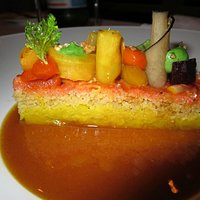 Couscous mit 7 Gemüsen