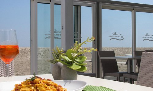 le miteche tagliatelle al ragu fatte in casa ti faranno assaporare il gusto della Romagna.