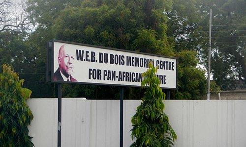 WEB Dubois Center - Accra