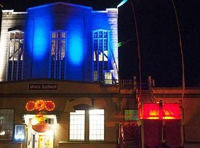 Arcata Playhouse -- Exterior