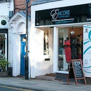 Encore Clothing Agency