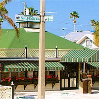Located on the corner of Pass-A-Grille Way and 8th Avenue in St. Pete Beach