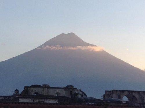 Volcano Aqua