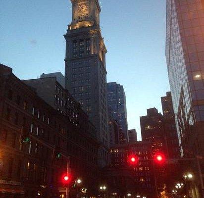 Boston Custom House
