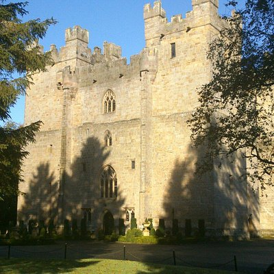 Langley Castle - Hexham - Northumberland