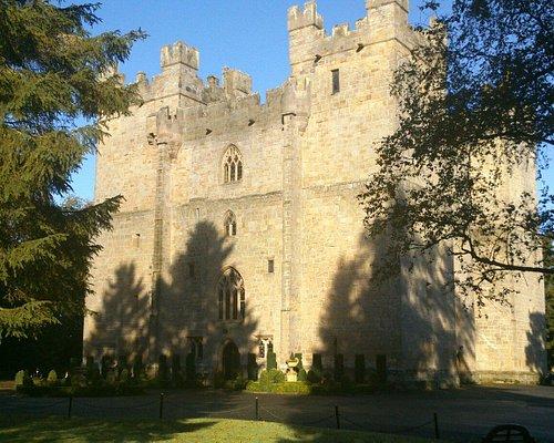 Langley Castle - Hexham - Northumberland