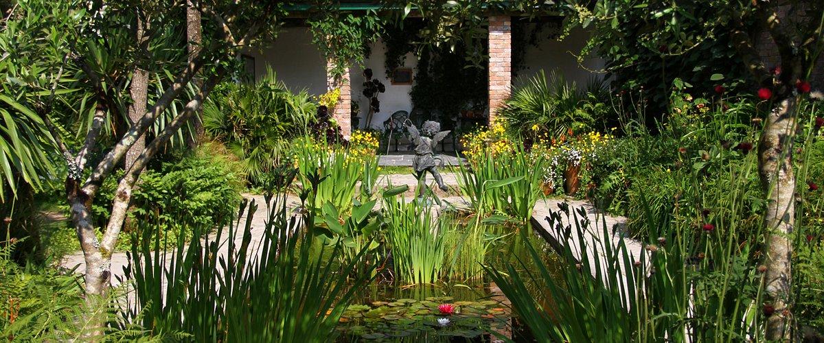 The Italian Garden