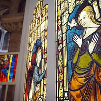 Over 800 years of the art of stained glass