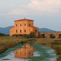L'elegante e suggestiva Casa Rossa Ximenes - ( foto Paolo Fastelli) -