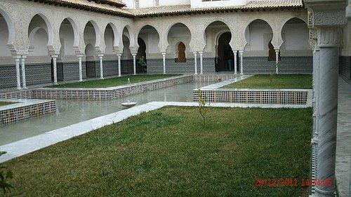 Palais Zianide au Mechouar à Tlemcen