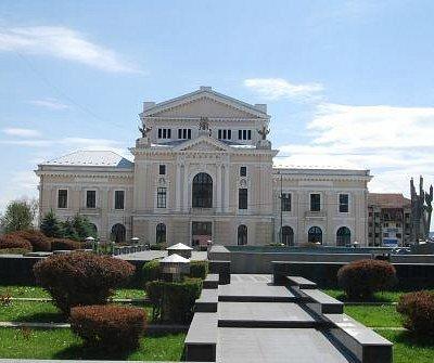 Palatul cutural / cultural Palace Theodor Costescu