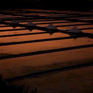 Núcleo Museológico do Sal à hora crepuscular