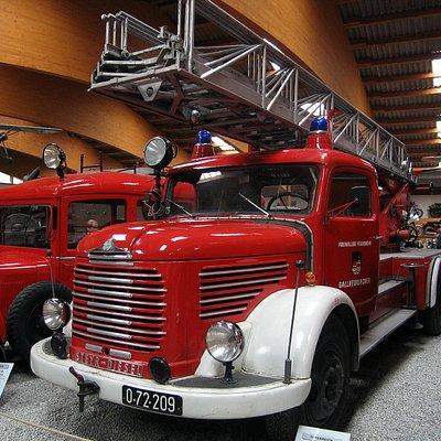 Steyr 380 F Dl ex FF Bad Ischl