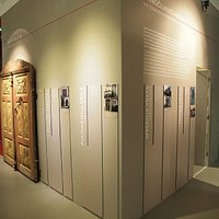 Glimpses from the exhibition Doors