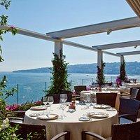 Caruso Roof Garden, Grand Hotel Vesuvio