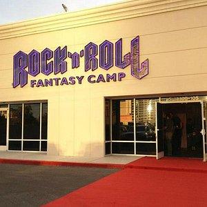 Rock N' Roll Fantasy Camp Facility