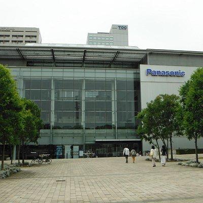 パナソニックセンター東京(外観)