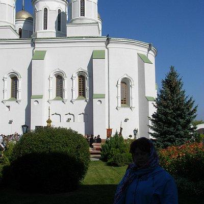 Монастырь с. Зимно
