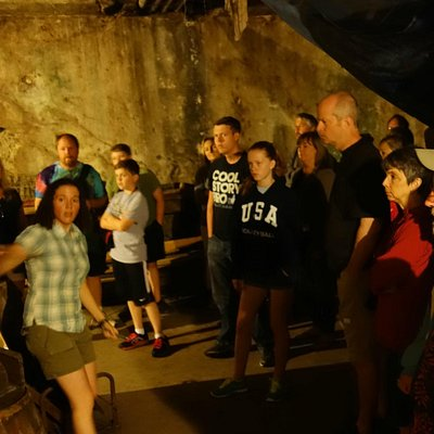 Touring the underground in Seattle with Beneath The Streets