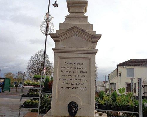 Captain Matthew Webbs Memorial