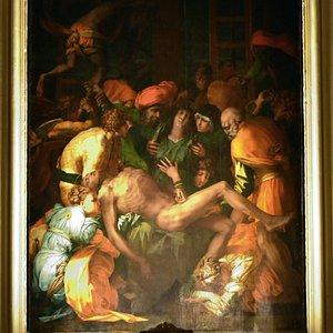 Deposizione di Sansepolcro (1528)