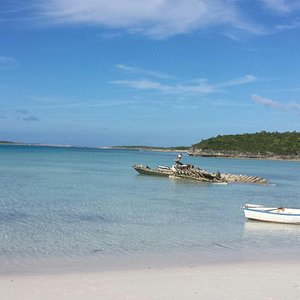 Beautiful beaches. .. snorkeled here and see 2 turtles  and 0 other people all day long. ...