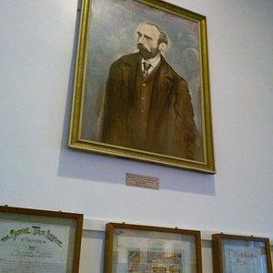 painting of Michael Davitt