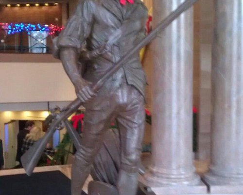 Photo of National Guard Memorial Museum taken with TripAdvisor City Guides