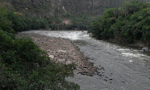 El cañon del pericongo via a Pitalito Huila.