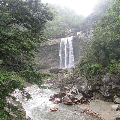 Waterfall Charming Creek