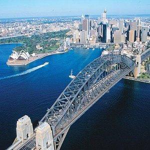 Sydney Harbour Scenic Flights