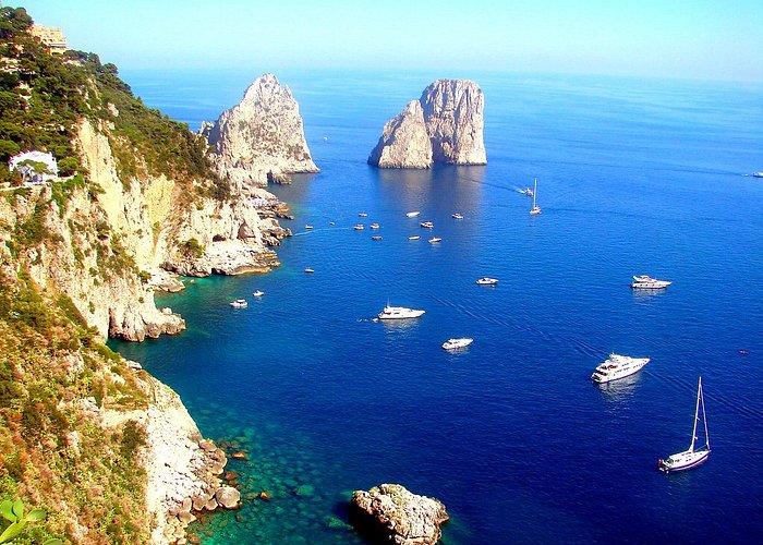 Capri sorrento Amalfi positano travel