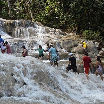 Sunny Tours Jamaica (Dunn's River Falls)